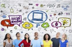 Vantagens das redes sociais no ambiente corporativo.