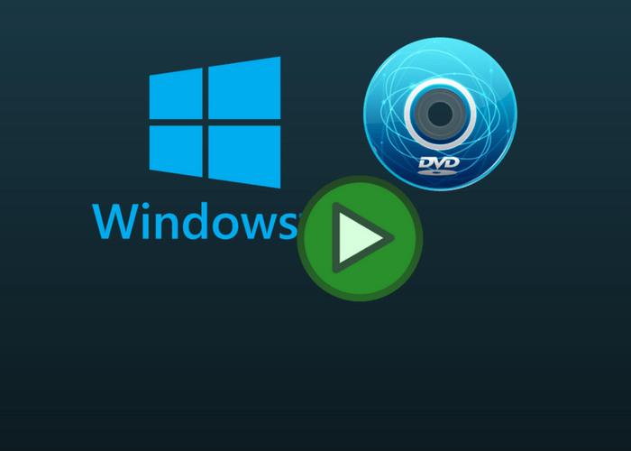 assistir DVD no Windows 10