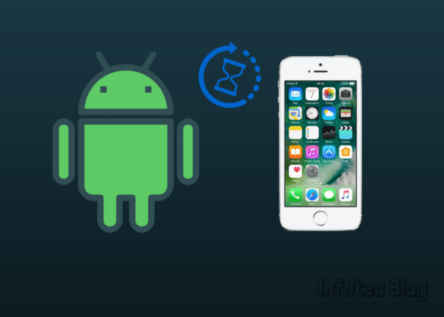Modelo ideal do celular - Android ou iOS.