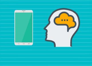 Smartphone do Futuro - O Smartphone do futuro será implantado em sua cabeça.