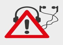 Usar fones de ouvido pode prejudicar sua audição?