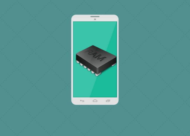 Memória RAM do celular