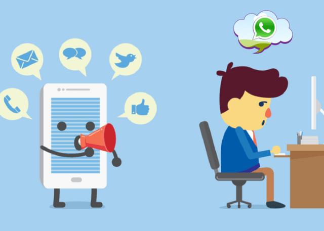 funções escondidas no WhatsApp