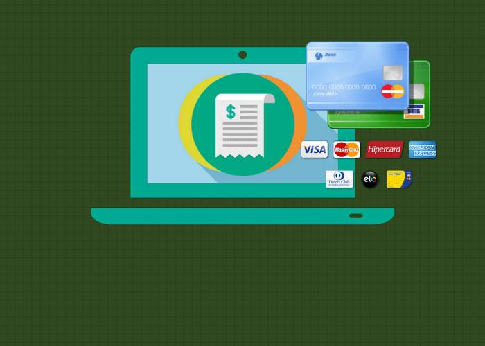Pagar conta com cartão de crédito. - Como pagar contas de água, luz e telefone com cartão de crédito e sem taxas.
