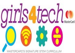 Mastercard traz programa Girls4Tech ao Brasil para despertar o interesse de meninas por tecnologia