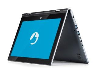 """Notebook Positivo - Positivo lança notebook híbrido com  tela sensível ao toque de 11,6"""" e caneta capacitiva."""