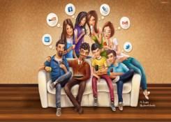 A geração viciada em Smartphone