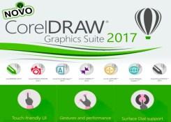 Novo CorelDRAW X8 chega ao mercado brasileiro.