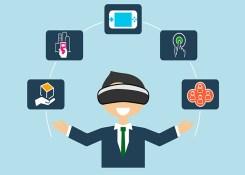 A nova onda de Aplicativos - Realidade Virtual