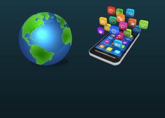 Novo 4 - Existem mais de 5 milhões de aplicativos no mundo.