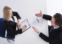 Como encarar uma entrevista de emprego?