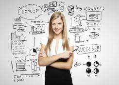 Mulheres: 5 dicas para uma carreira de sucesso.