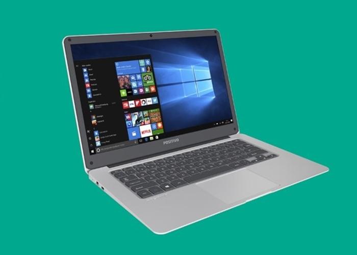 Notebook Positivo Motion - Notebook Positivo Motion: Design ultrafino, bateria potente e armazenamento na nuvem