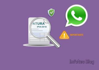 Isenção de pagamento do IPVA é novo mote de campanha maliciosa no WhatsApp - Isenção de pagamento do IPVA é novo golpe de campanha maliciosa no WhatsApp.