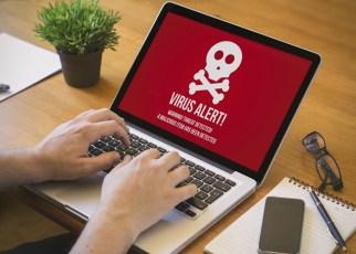 Malware no computador - Vírus ou Malware? Descubra a Diferença entre os Dois e Aprenda a se Proteger.