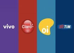 Os 10 planos de celular pré-pagos mais econômicos em 2018.