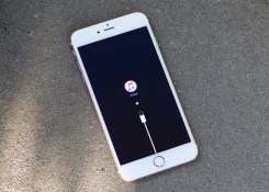 Como consertar iPhone travado no modo fone de ouvido.