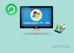 Como redefinir as configurações de fábrica do Windows.