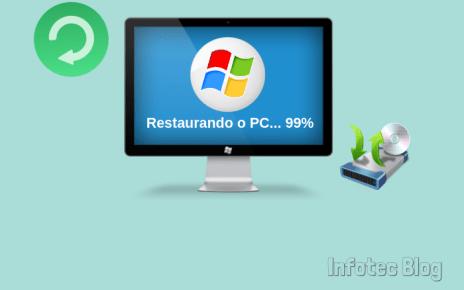Como redefinir as configurações de fábrica do Windows.