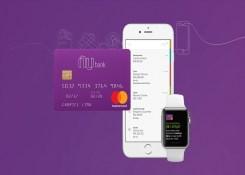 Nubank lança a função de débito e saque para seus clientes.