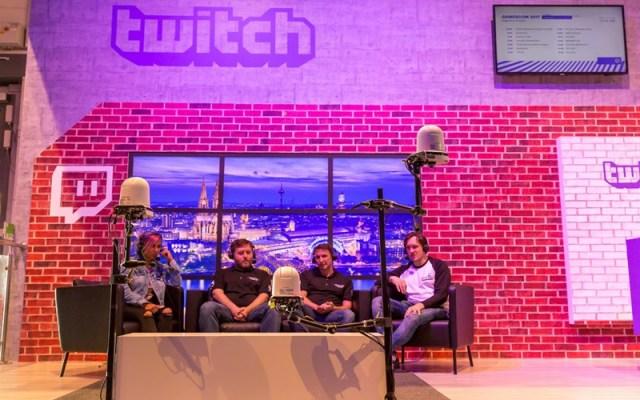 Twitch Evento
