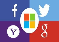 A história por trás das logos dos gigantes da tecnologia.