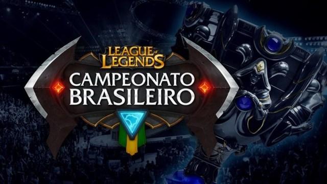 eSports LoL no Brasil