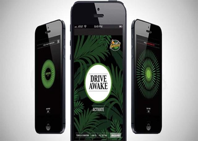 Drive Awake para acordar caminhoneiro