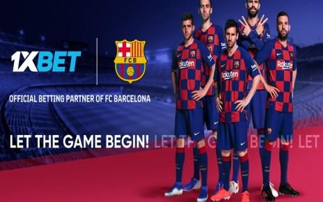 Barcelona e 1xBET