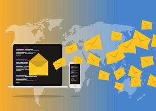 Envio de E-mail marketing empresarial