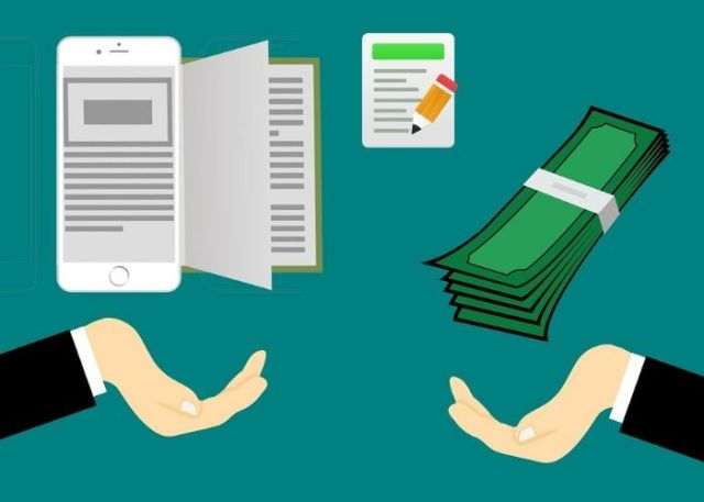 Recebendo dinheiro na internet com pesquisas