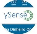 ySense é ótimo site de pesquisas