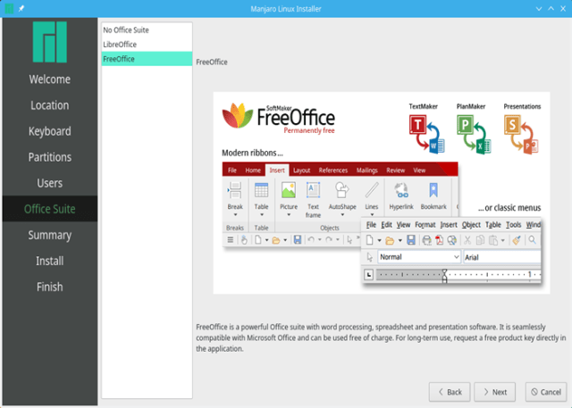 FreeOffice programa alternativo ao Microsoft Office