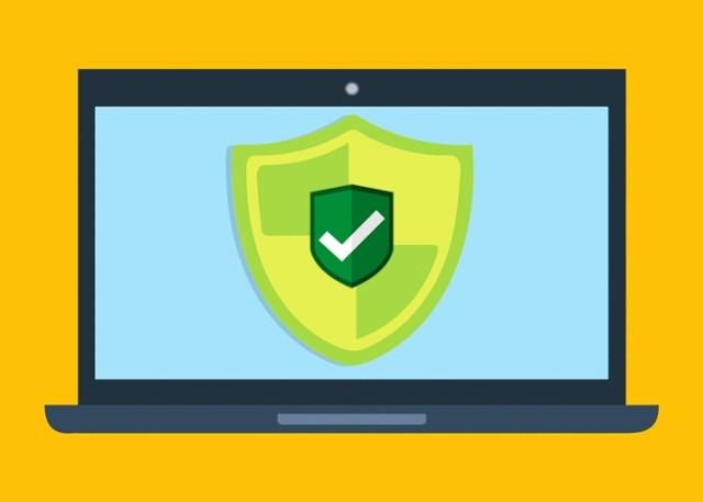 Privacidade Online - Antivírus Atualizado