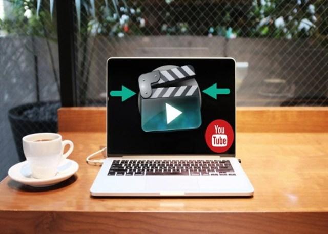 Compactar vídeos