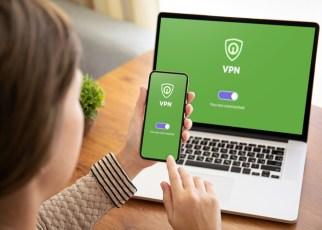 Serviços de VPN