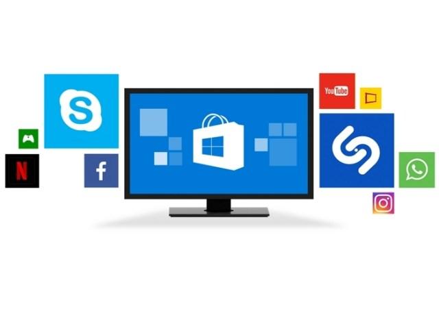 Microsoft Store - 10 funções para desativar no Windows 10