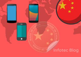 Comprar um celular chinês
