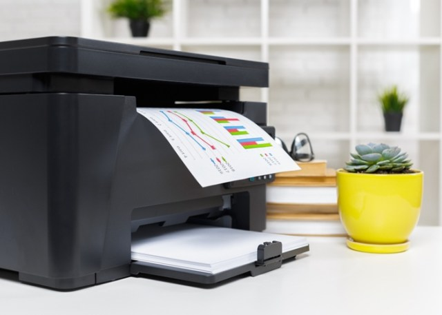 Impressoras a Laser ou Jato de Tinta