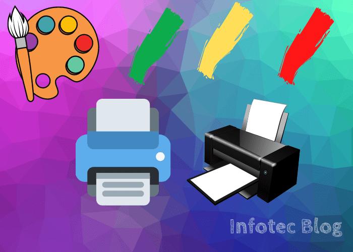 Impressora a Laser ou Jato de Tintas