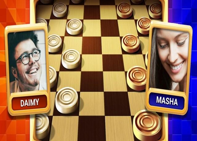 Quick Checkers - Aplicativo de Damas Online