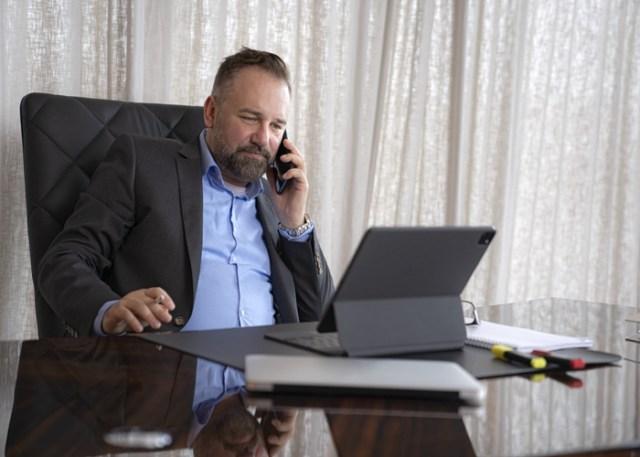 Mining City CEO, Greg Rogowski
