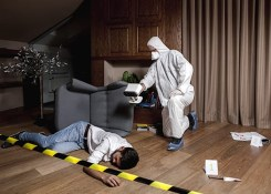 Scanner 3D auxilia perícia criminal na resolução de crimes.