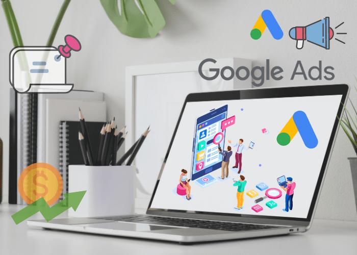 anúncios do Google Ads