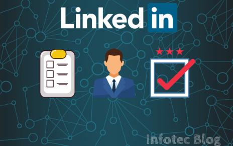 perfil de destaque no Linkedin