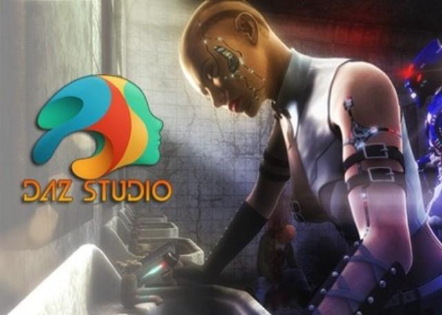 Daz Studio - softwares para criar filmes e animações