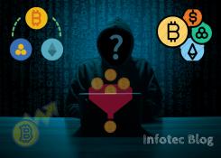 Criptomoedas no alvo dos hackers: saiba como se proteger dessa ameaça.