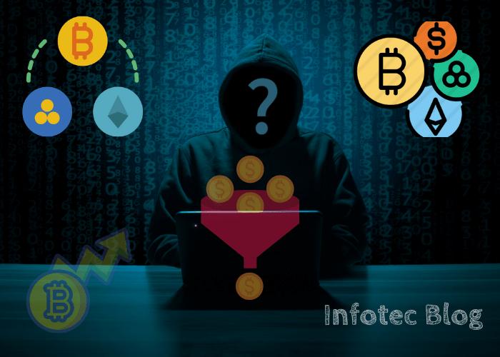 Como os Hackers roubam Criptomoedas