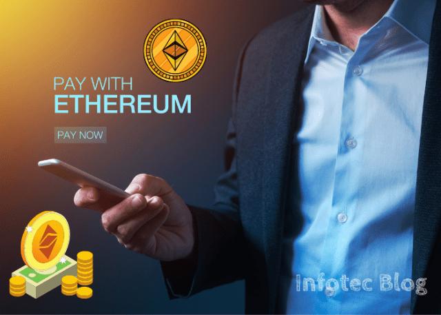 Ethereum é uma moeda valorizada