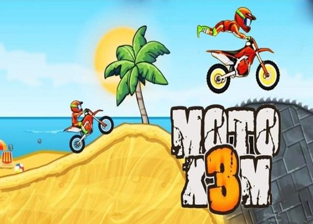 Moto-X3M